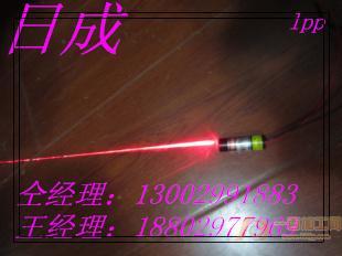 【点击查看】切割机红光一字划线仪