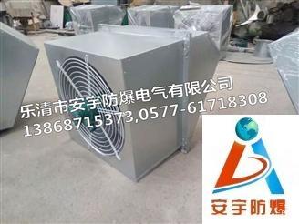 【点击查看】WEXD-3505EX4-0.12KW不锈钢防爆边墙式排风机