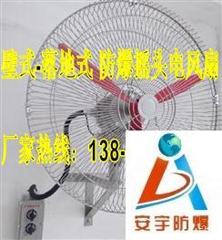 【点击查看】壁挂式防爆摇头扇FB-750mm 工业风扇