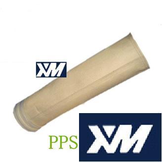 【点击查看】泊头祥茂环保供应PPS针刺毡高温防腐布袋